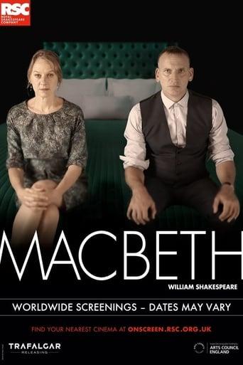 RSC Live: Macbeth poster