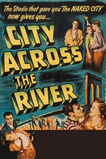 Poster of City Across the River