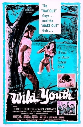 Poster of Naked Youth