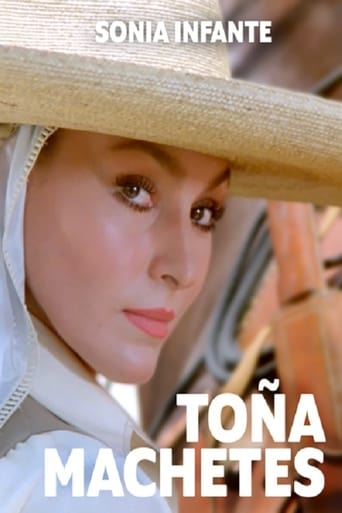 Poster of Toña machetes