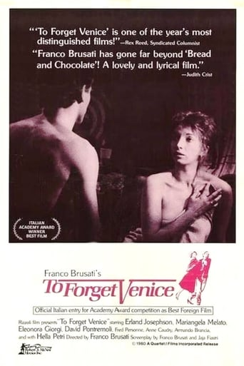 Poster of To Forget Venice