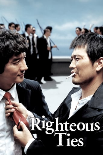 Poster of Righteous Ties