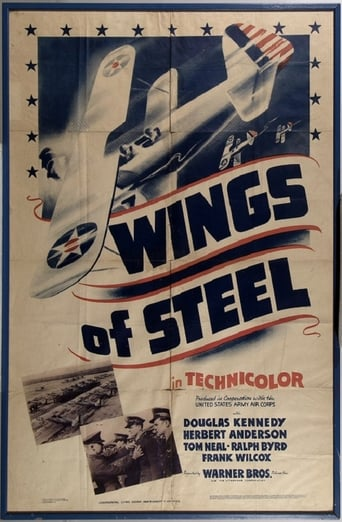 Poster of Wings of Steel