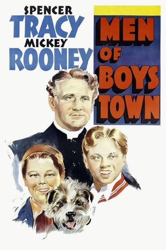 Poster of Men of Boys Town