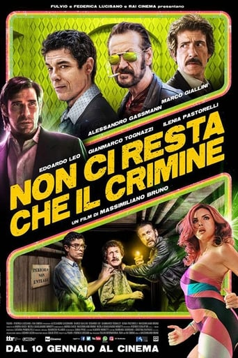 Poster of All You Need is Crime