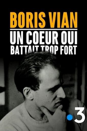 Poster of Boris Vian, un cœur qui battait trop fort