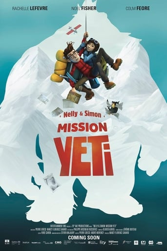 Play Nelly & Simon:  Mission Yeti