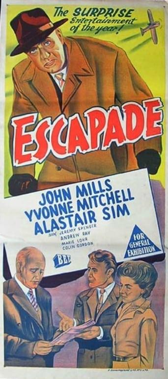 Poster of Escapade