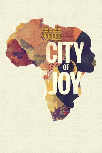 Filmplakat von City of Joy