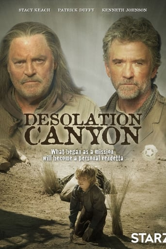 Poster of Desolation Canyon