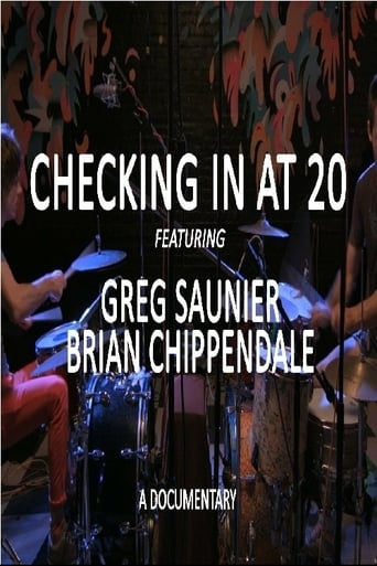 Poster of Checking in at 20