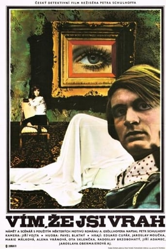 Poster of Vím, že jsi vrah...
