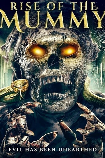 Poster of Rise of the Mummy