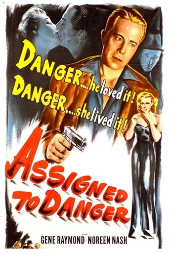 Poster of Assigned to Danger