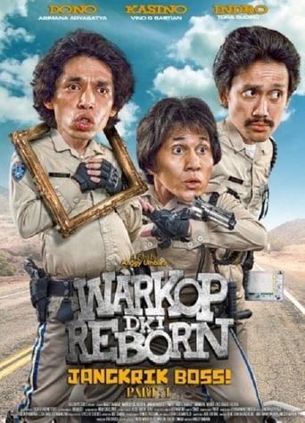 Warkop DKI Reborn: Jangkrik Boss! Film Review