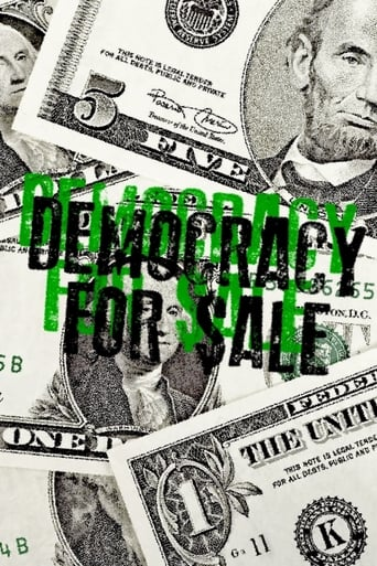 Poster of Democracy for $ale