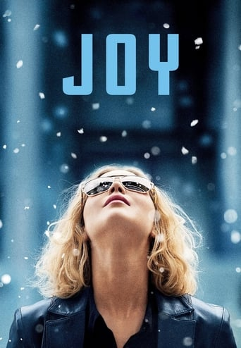 How old was Jennifer Lawrence in Joy