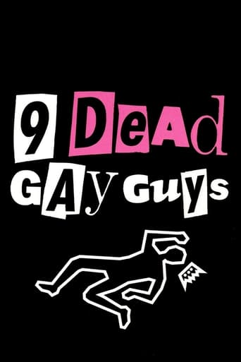Poster of 9 Dead Gay Guys