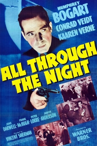 Poster of All Through the Night