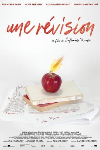 Poster of Une révision