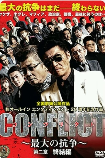 Poster of Conflict II