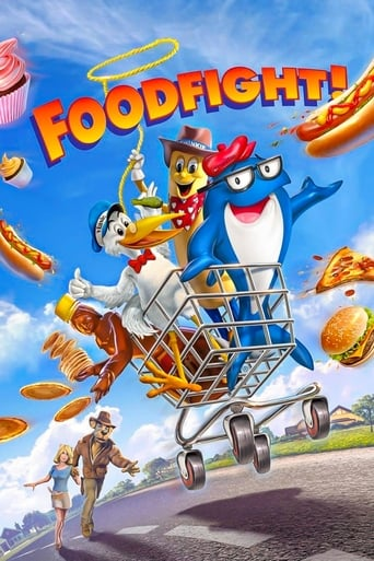 Poster of Foodfight!