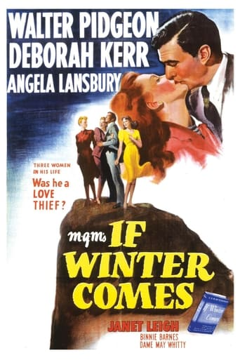 Poster of If Winter Comes