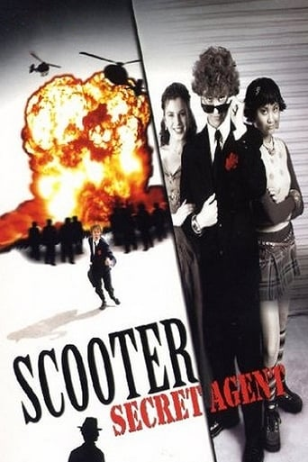 Poster of Scooter: Secret Agent