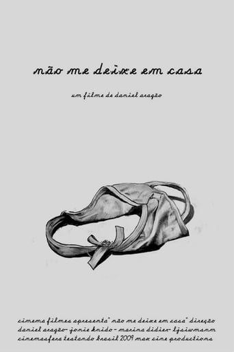Poster of Não me Deixe em Casa