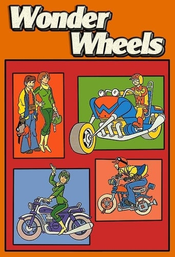 Poster of Wonder Wheels