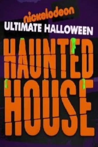 Poster of Nickelodeon's Ultimate Halloween Haunted House