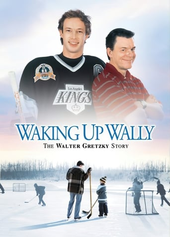 Poster of Waking Up Wally: The Walter Gretzky Story