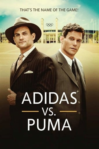 Poster of Adidas vs. Puma - That's The Name Of The Game!