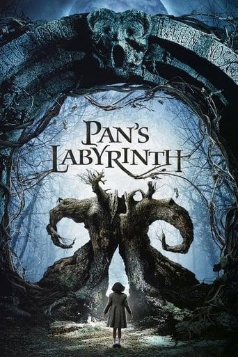 Filmplakat von Pans Labyrinth