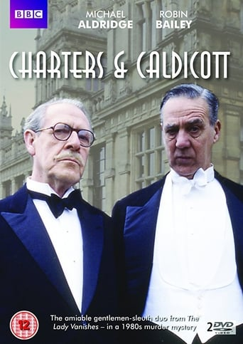 Poster of Charters and Caldicott