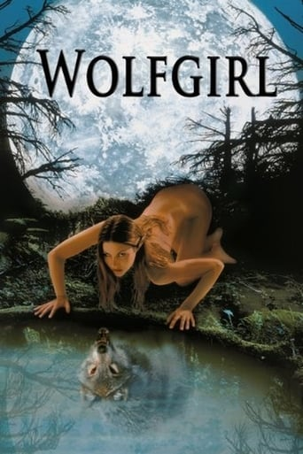 Poster of Wolf Girl