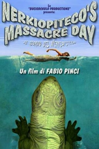 Poster of Il giorno del Nerkiopiteco