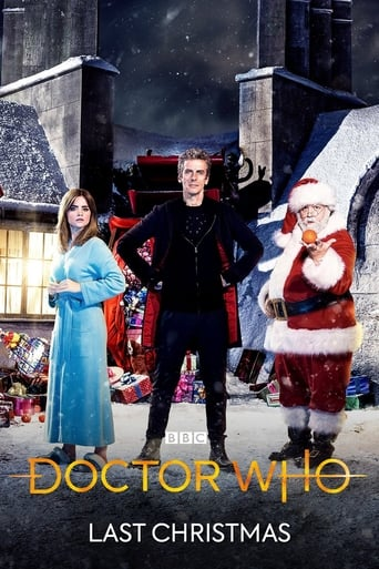 Poster of Doctor Who: Last Christmas