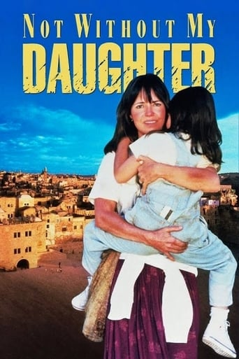 Poster of Not Without My Daughter