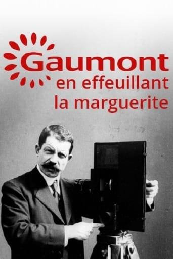 Poster of Gaumont, en effeuillant la marguerite