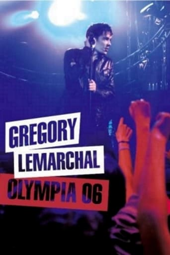 Poster of Grégory Lemarchal - Olympia