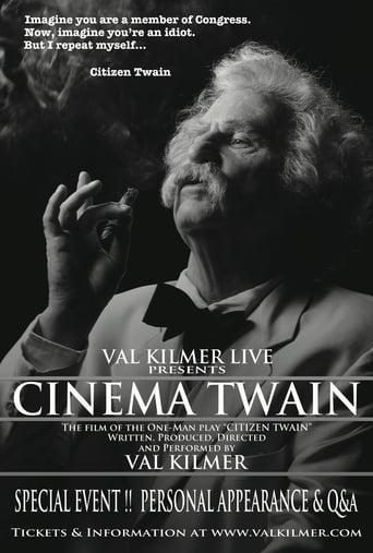 Poster of Cinema Twain