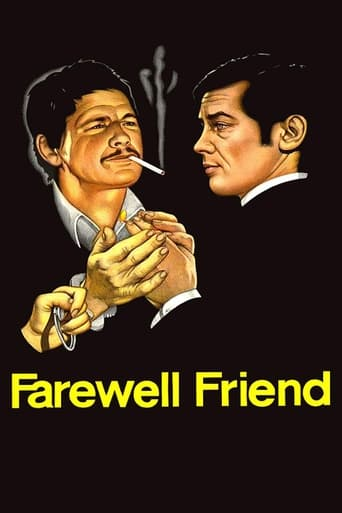 Poster of Farewell, Friend