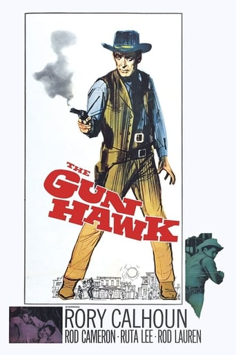 Poster of The Gun Hawk