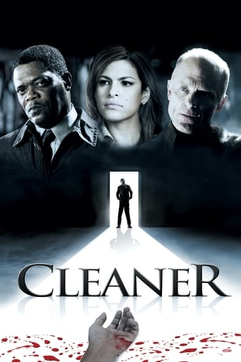 Poster of Cleaner