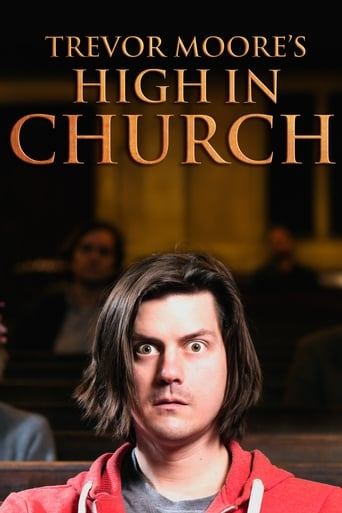Poster of Trevor Moore: High In Church