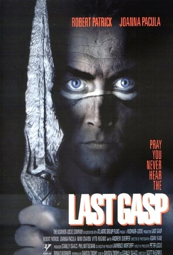 Poster of Last Gasp