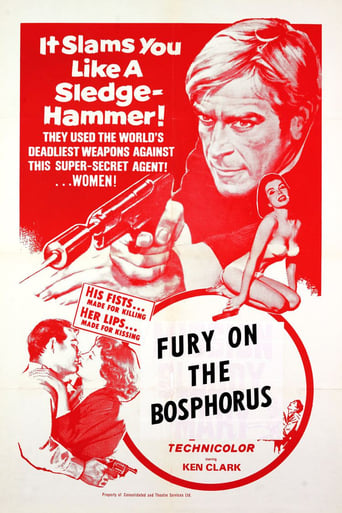 Poster of From the Orient with Fury