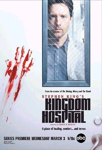 Poster of Stephen King's Kingdom Hospital