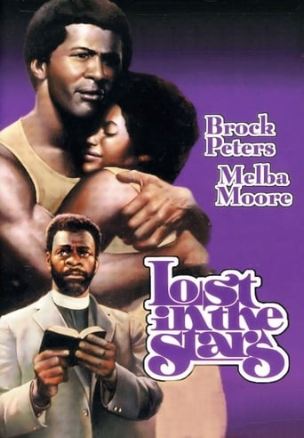 Poster of Lost in the Stars